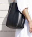 W14 Photolook Tote Black 3
