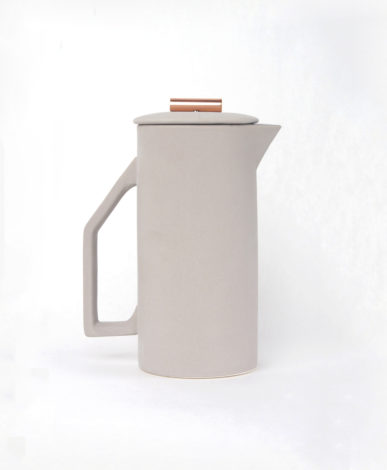french press grau clomes