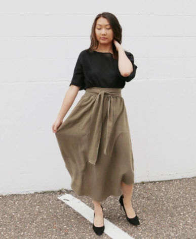 Swing-Tie-Skirt.Olive-Green.2-1024x1024