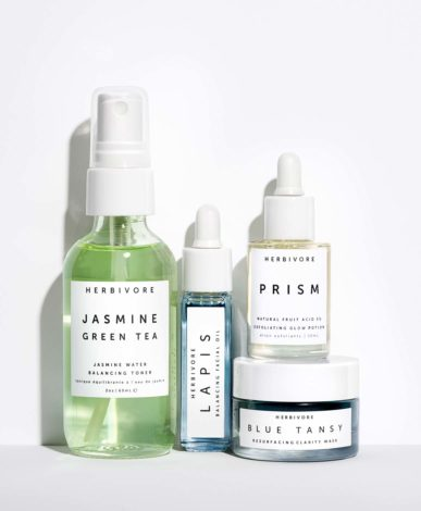 Balance Clarify Natural Skincare Mini Collection